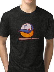 Clementine - Splatter Tri-blend T-Shirt