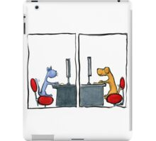 Online Dating iPad Case/Skin