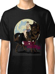 One Big Bad Wolf Classic T-Shirt