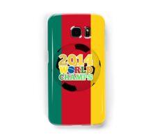 2014 World Champs Ball - Cameroon Samsung Galaxy Case/Skin