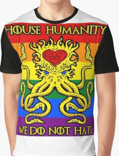 We Do Not Hate Graphic T-Shirt