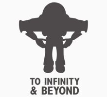 Buzz Lightyear: To Infinity & Beyond - Black One Piece - Long Sleeve
