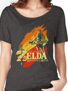 Legend of Zelda - Breath of The Wild Women's Relaxed Fit T-Shirt