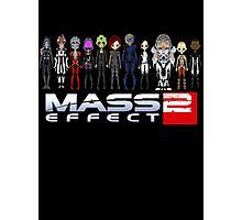 Mass Effect 2 Crew  ver.1 Photographic Print