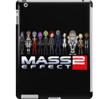Mass Effect 2 Crew  ver.1 iPad Case/Skin
