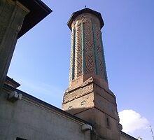 İnce minareli camii by rasim1