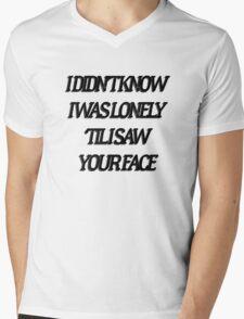 i wanna get better Mens V-Neck T-Shirt
