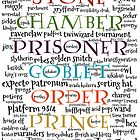 Harry Potter Typography by BookishRealms