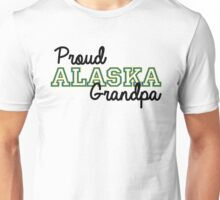 Proud Alaska Grandpa Unisex T-Shirt