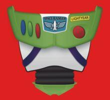 Buzz Lightyear Chest - Toy Story One Piece - Short Sleeve