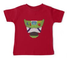 Buzz Lightyear Chest - Toy Story Baby Tee