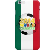 2014 World Champs Ball - Mexico iPhone Case/Skin