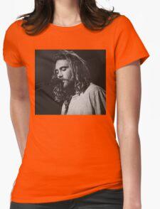 Matt Corby Womens Fitted T-Shirt
