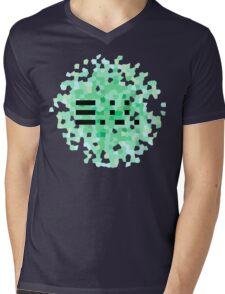 Petals [Inverted] Mens V-Neck T-Shirt