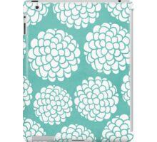 Minimal Hydrangeas Blossoms iPad Case/Skin