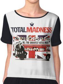 Total Madness Chiffon Top