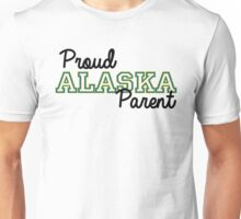 Proud Alaska Parent Unisex T-Shirt