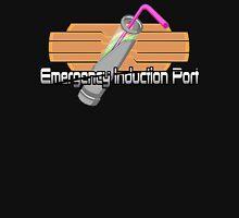 Emergency Induction Port Unisex T-Shirt