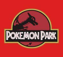 Pokemon Park Kids Tee