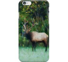 Autumn Elk iPhone Case/Skin