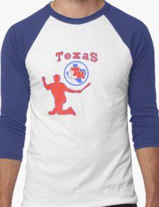off-center beltre Men's Baseball ¾ T-Shirt