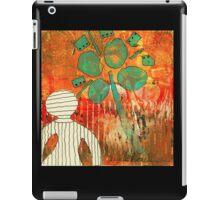 Camera Shy (Monotype) iPad Case/Skin