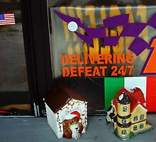 Delivering Defeat 24/7 by debidabble
