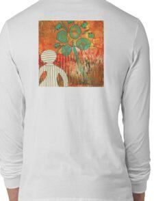 Camera Shy (Monotype) Long Sleeve T-Shirt