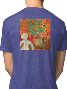 Camera Shy (Monotype) Tri-blend T-Shirt