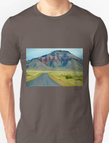 Volcano in Arizona Unisex T-Shirt