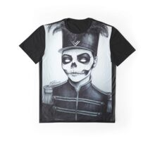 Black Parader Graphic T-Shirt