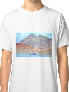 Lake Powell in Page, Arizona Classic T-Shirt
