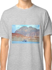 Lake Powell in Page, Arizona Classic T-Shirt