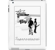 Winchester Motel  iPad Case/Skin