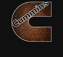Cummins Rusted Metal Sheet  Unisex T-Shirt