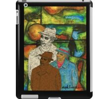 The Musician: Mind-Body-SOUL iPad Case/Skin