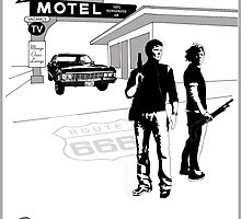 Winchester Motel  by tashley