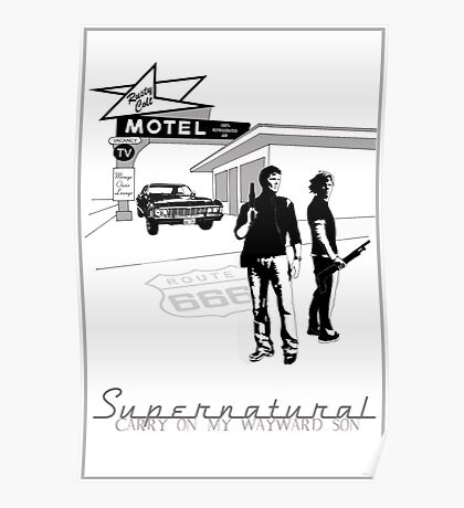 Winchester Motel  Poster