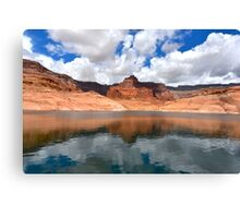Lake Powell in Arizona, USA Canvas Print