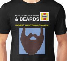 Beard Owners Manual Unisex T-Shirt