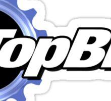 TopBike Sticker Sticker