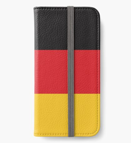 German Flag If you like, please purchase, try a cell phone cover thanks iPhone Wallet/Case/Skin