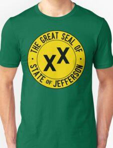 State of Jefferson Unisex T-Shirt