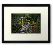 If Time Could Stand Still... Framed Print