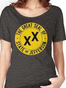 State of Jefferson Women's Relaxed Fit T-Shirt