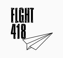 Flight 418: Black T-Shirt