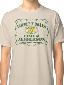 Double XX Brand Classic T-Shirt