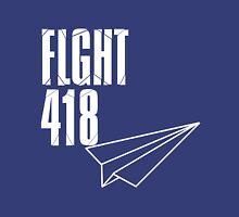 Flight 418: White T-Shirt