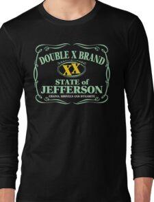 Double XX Brand Long Sleeve T-Shirt