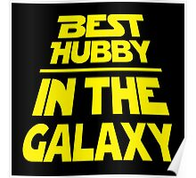 Best Hubby in the Galaxy - Title Crawl Poster
